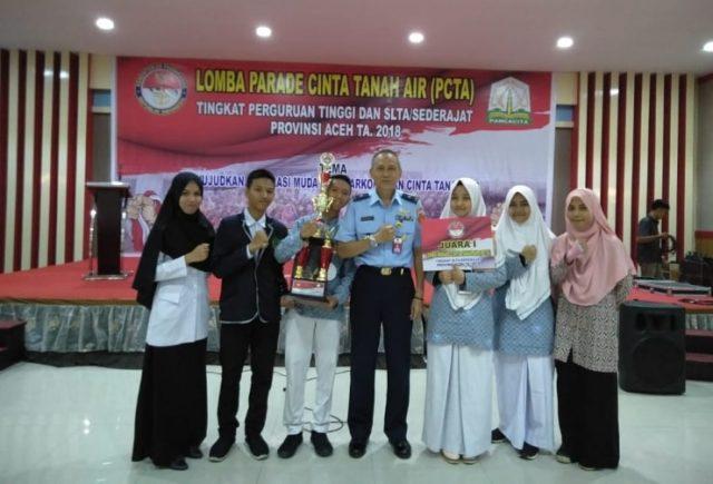 SMA terfavorit Aceh