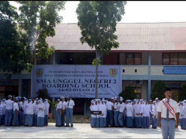 sekolah terbaik di aceh