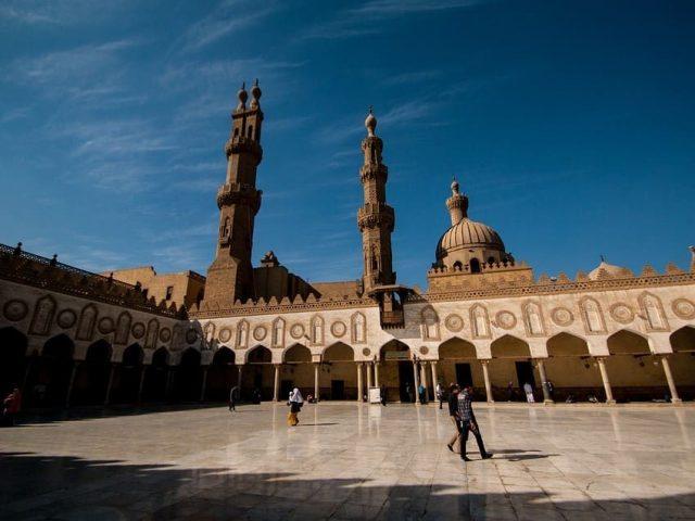 Lulus Tes Kuliah Timur Tengah
